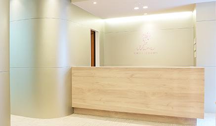 札幌クララ美容皮膚科店内画像